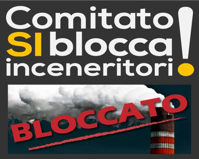 comitato si blocca inceneritori modificato
